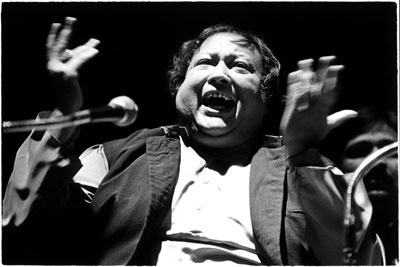 Nusrat Fateh Ali Khan Death Photos of Nusrat Fateh Ali Khan |