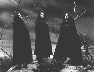 Macbeth witches